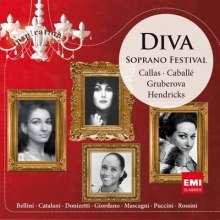 Diva - Soprano Festival, CD