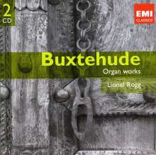 Dieterich Buxtehude (1637-1707): Orgelwerke, 2 CDs