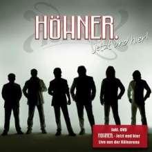 Höhner: Jetzt und hier - Special Edition (CD + DVD), CD