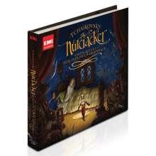 Peter Iljitsch Tschaikowsky (1840-1893): Der Nußknacker op.71 (Limitierte Deluxe-Edition), 2 CDs