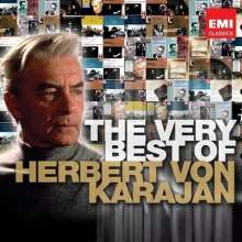 Herbert von Karajan - The Very Best of, 2 CDs