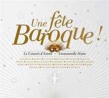 Une Fete Baroque / Ein Barock-Fest, 2 CDs
