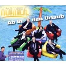 Höhner: Ab in den Urlaub, Maxi-CD