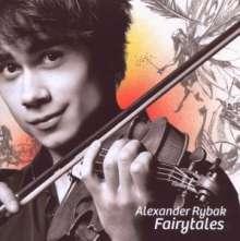 Alexander Rybak: Fairytales, CD