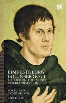 Ein feste Burg ist unser Gott - Luther und die Musik der Reformation, 2 CDs