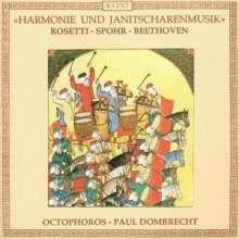 Harmonie- & Janitscharenmusik, CD