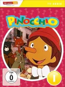 Pinocchio DVD 1, DVD