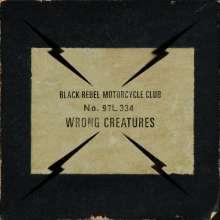 Black Rebel Motorcycle Club: Wrong Creatures, CD