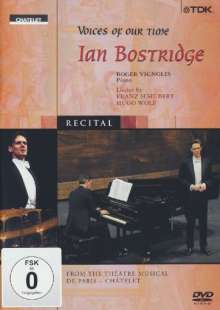Voices Of Our Time - Ian Bostridge, DVD