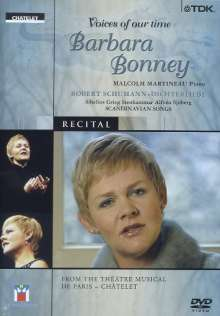 Voices of our Time - Barbara Bonney, DVD