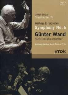 Günter Wand-Edition - Schleswig-Holstein Musik Festival, DVD