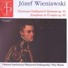 Josef Wieniawski (1837-1912): Symphonie D-Dur op.49, CD