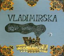 Vladimirska: Night Trains, CD