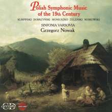 Polish Symphony Music of the 19th Century, CD