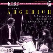Martha Argerich, CD
