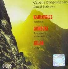 Miechyslaw Karlowicz (1876-1909): Serenade op.2, CD