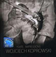 Eugene Ysaye (1858-1931): Sonaten Für Violine Solo op.27, CD