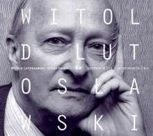 Witold Lutoslawski (1913-1994): Opera Omnia Vol.2, CD