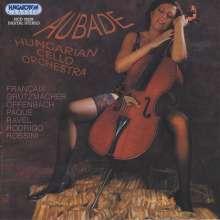 Ungarisches Cello Orchester - Aubade, CD