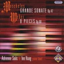 Grande Sonate op. 47 für: Klavier 4-händig, CD
