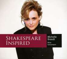 Michelle Breedt - Shakespeare Inspired, CD