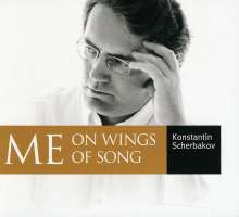 Konstantin Scherbakov - Me on Wings of Song, CD