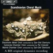 Skandinavische Chormusik, CD