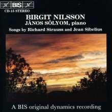 Birgit Nilsson singt Lieder, CD
