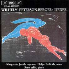 Wilhelm Peterson-Berger (1867-1942): Lieder, CD