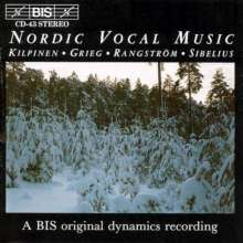 Nordic Vocal Music, CD