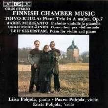 Finnische Kammermusik, CD