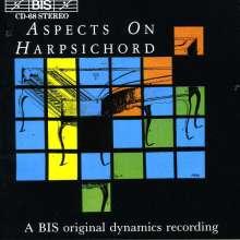 Aspects on Harpsichord, CD