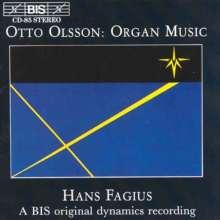 Otto Olsson (1879-1964): Präludien & Fugen opp.52 & 56, CD