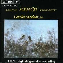 Gunilla von Bahr - Flötenrecital, CD