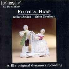 Musik für Flöte & Harfe, CD