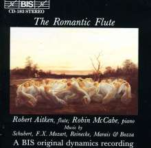 Robert Aitken - The Romantic Flute, CD