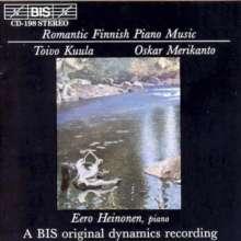 Oskar Merikanto (1868-1924): Aus der Kinderwelt op.31, CD