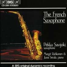 Franz.Musik für Saxophon & Klavier, CD