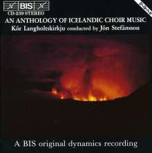 Kor Langholtskirkiju - Isländische Chormusik, CD