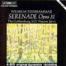 Wilhelm Stenhammar (1871-1927): Serenade op.31, CD
