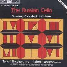 Alfred Schnittke (1934-1998): Sonate für Cello & Klavier, CD