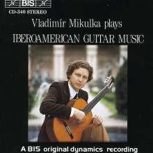 Vladimir Mikulka,Gitarre, CD