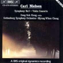 Carl Nielsen (1865-1931): Symphonie Nr.5, CD