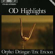 OD Highlights, CD