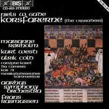 Niels W. Gade (1817-1890): Korsfarerne op.50 (Dramatische Dichtung), CD