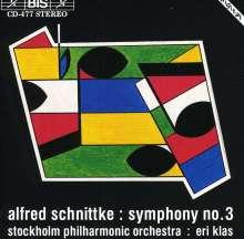 Alfred Schnittke (1934-1998): Symphonie Nr.3, CD