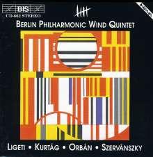 Philharmonisches Bläserquintett Berlin, CD