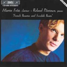 Martin Fröst - French Beauties & Swedish Beats, CD