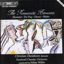 Christian Davidsson spielt Fagottkonzerte, CD