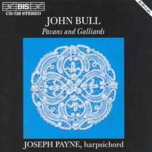 John Bull (1562-1628): Cembalowerke, CD